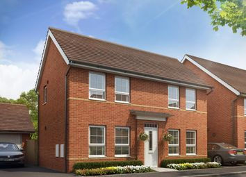 "Thumbnail 3 bedroom detached house for sale in ""Dartmouth"" at Tiverton Road, Cullompton"