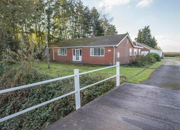 Thumbnail 3 bed detached bungalow for sale in Pelfintax, Westwoodside, Doncaster, Lincolnshire