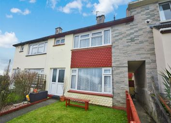 Thumbnail 2 bed terraced house for sale in Cornish Crescent, Truro, Cornwall
