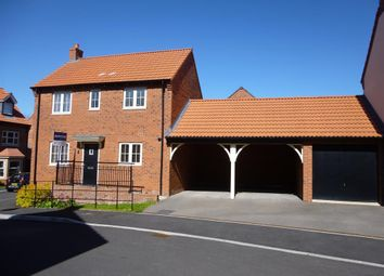 Thumbnail 3 bed detached house for sale in Baker Avenue, Gringley-On-The-Hill, Doncaster