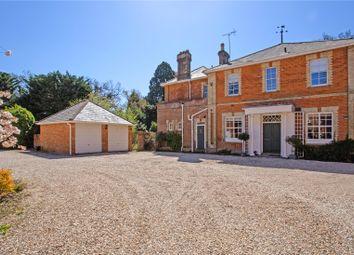 Thumbnail 5 bed semi-detached house for sale in Lavender Park, Swinley Road, Ascot, Berkshire