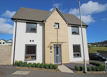 Thumbnail 3 bed semi-detached house for sale in Causeway View, Hooe, Plymouth