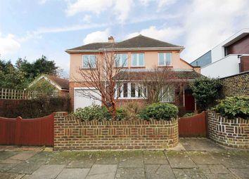 Thumbnail 4 bed property for sale in Cranmer Road, Hampton Hill, Hampton