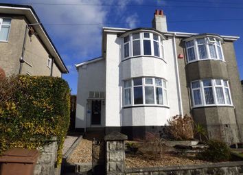 Thumbnail 3 bed property to rent in Brean Down Rd, Plymouth, Devon