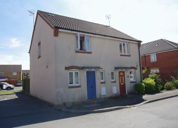 Thumbnail 2 bed semi-detached house for sale in Horsham Road, Swindon