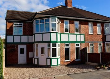 Thumbnail 3 bed semi-detached house to rent in Lynton Road, Chilwell