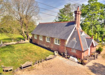 Thumbnail 3 bed detached house for sale in Houghton, Arundel
