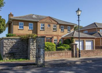 Thumbnail 4 bed detached house for sale in Cliffside, Penarth