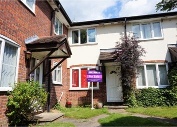 Thumbnail 2 bed terraced house for sale in Kingfisher Close, Farnborough