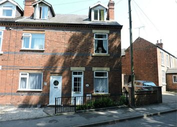 Thumbnail 3 bed terraced house for sale in Lower Somercotes, Somercotes, Alfreton, Derbyshire