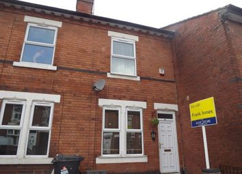 Thumbnail 2 bed terraced house for sale in Sackville Street, Derby, Derbyshire