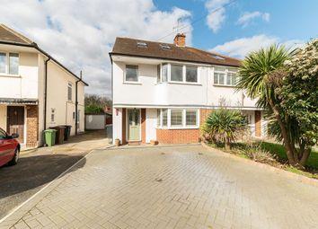 Mortimer Crescent, Worcester Park KT4. 4 bed semi-detached house for sale