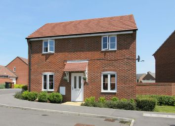 Thumbnail 3 bed detached house for sale in Boreway Close, Andover