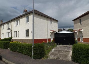 Thumbnail 1 bed flat to rent in Colinslee Drive, Lochfield, Paisley