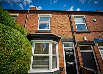 Thumbnail 3 bed terraced house for sale in Hollies Drive, Wednesbury