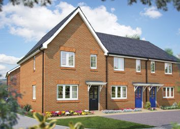 "Thumbnail 2 bedroom semi-detached house for sale in ""The Leamington"" at Stonebow Road, Drakes Broughton, Pershore"