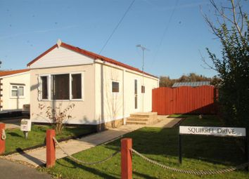 Thumbnail 1 bed mobile/park home for sale in Cranbourne Hall Park, Winkfield, Windsor