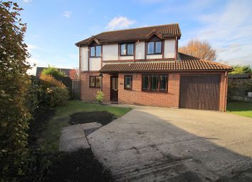 Thumbnail 4 bed detached house for sale in Fairoak Chase, Brackla, Bridgend.