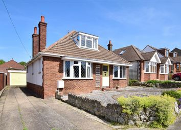 Thumbnail 3 bed detached bungalow for sale in Seymour Avenue, Whitstable, Kent