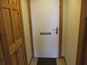 Thumbnail 1 bed flat to rent in Skibo Court Dunfermline, Fife