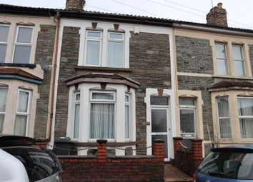 Thumbnail 3 bed terraced house for sale in Baden Road, St. George, Bristol