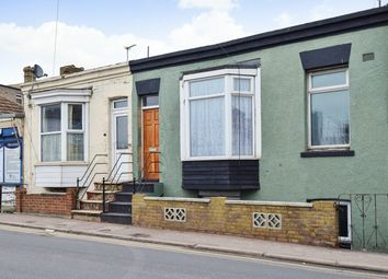Thumbnail 3 bed terraced house to rent in Eaton Road, Margate