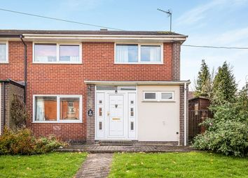 Thumbnail 2 bed end terrace house for sale in Llwyn Road, Oswestry, Shropshire