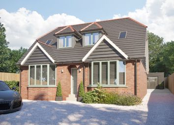 Thumbnail 4 bedroom detached house for sale in Swanmore Road, Swanmore, Southampton