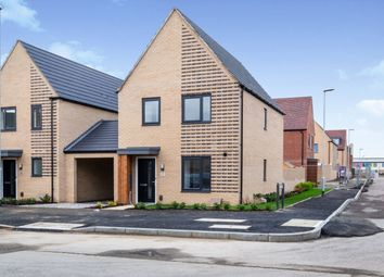 Thumbnail 3 bed link-detached house for sale in Stirling Road, Northstowe, Cambridge