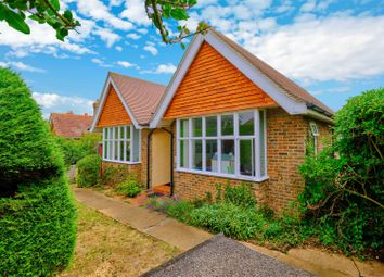 Thumbnail 3 bed detached bungalow for sale in East Albany Road, Seaford
