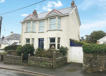Thumbnail 3 bed detached house for sale in Mabe Burnthouse, Penryn