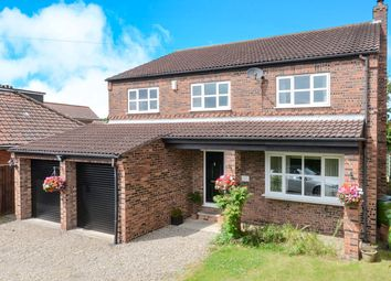 Thumbnail 4 bed detached house for sale in Mill Lane, Wigginton, York