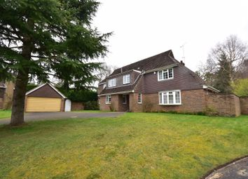 Thumbnail 4 bed detached house to rent in Giffards Meadow, Farnham