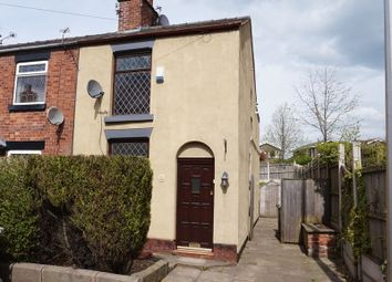 Thumbnail 2 bed end terrace house to rent in Canal Road, Congleton