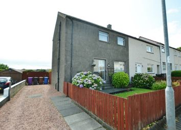 Thumbnail 4 bed semi-detached house for sale in Hyslop Road, Stevenston, North Ayrshire