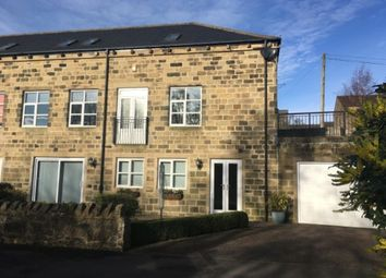 Thumbnail 4 bed terraced house to rent in Woodlands, Mill Lane, Oakworth, Keighley