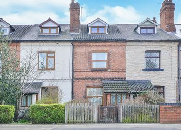 Thumbnail 3 bedroom terraced house for sale in Greenhills Road, Eastwood, Nottingham