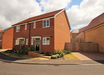 Thumbnail 2 bed semi-detached house for sale in Bamboo Crescent, Braintree, Essex