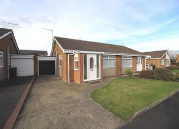 Thumbnail 2 bed bungalow to rent in Garner Close, Newcastle Upon Tyne