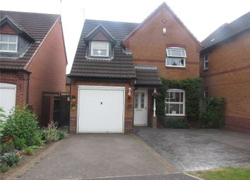 Thumbnail 3 bed detached house for sale in Bluebell Place, Mansfield Woodhouse, Nottinghamshire