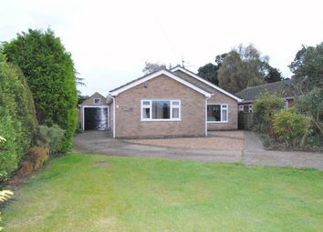 Thumbnail 3 bed bungalow for sale in Walpole St. Peter, Wisbech