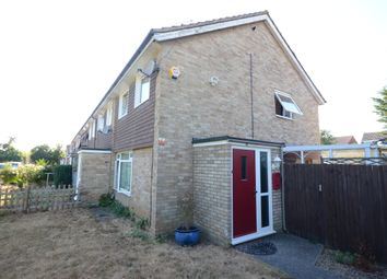 Thumbnail 3 bed end terrace house to rent in Trelleck Road, Reading