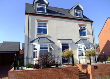 Thumbnail 5 bed detached house for sale in Bluebell Way, Tutbury, Burton-On-Trent