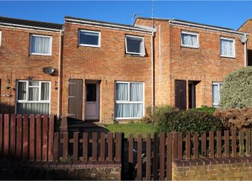 Thumbnail 2 bed terraced house for sale in Yeatminster Road, Poole