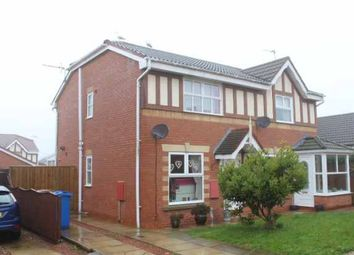 Thumbnail 3 bed semi-detached house for sale in Aysgarth Rise, Bridlington, North Humberside