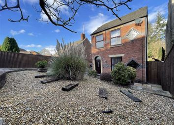 Thumbnail 3 bed detached house for sale in Marshalls Brow, Penwortham, Preston
