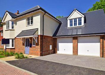 Thumbnail 5 bed detached house for sale in Lenham Road, Oakley Grange, Headcorn, Kent