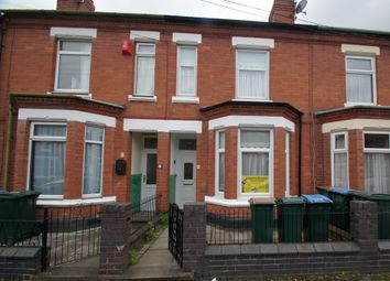 Thumbnail 2 bedroom terraced house to rent in St Osburgs Road, Stoke, Coventry