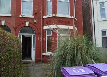 Thumbnail 5 bedroom shared accommodation to rent in Edge Grove, Fairfield, Liverpool