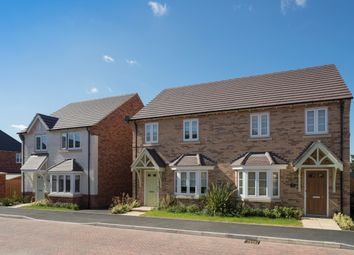 Thumbnail 3 bed detached house for sale in The Milldale, Radbourne Lane, Nr Derby, Derbyshire